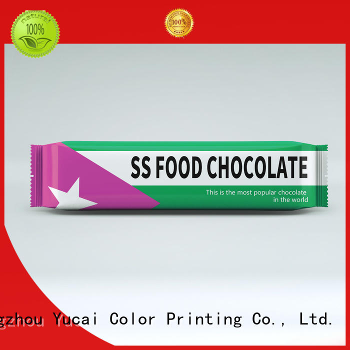 Yucai durable chocolate packaging supplies directly sale for commercial