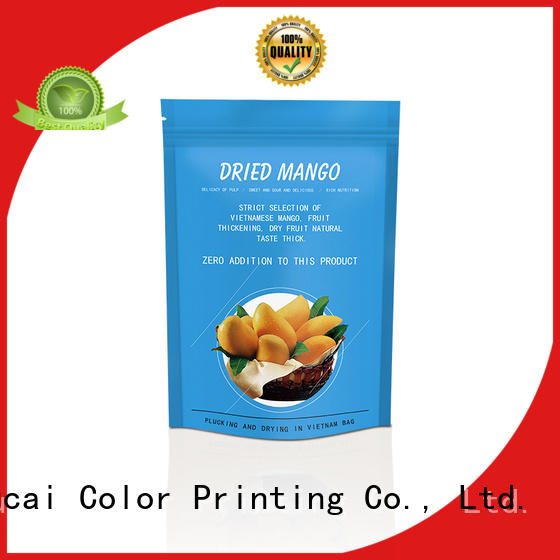 pouches custom printed food packaging bags inquire now for industry Yucai