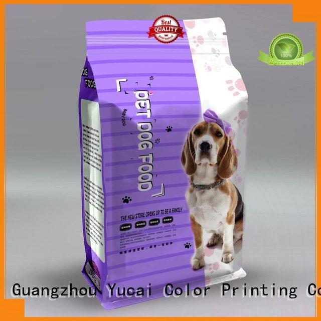 Yucai durable packaging companies customized for commercial