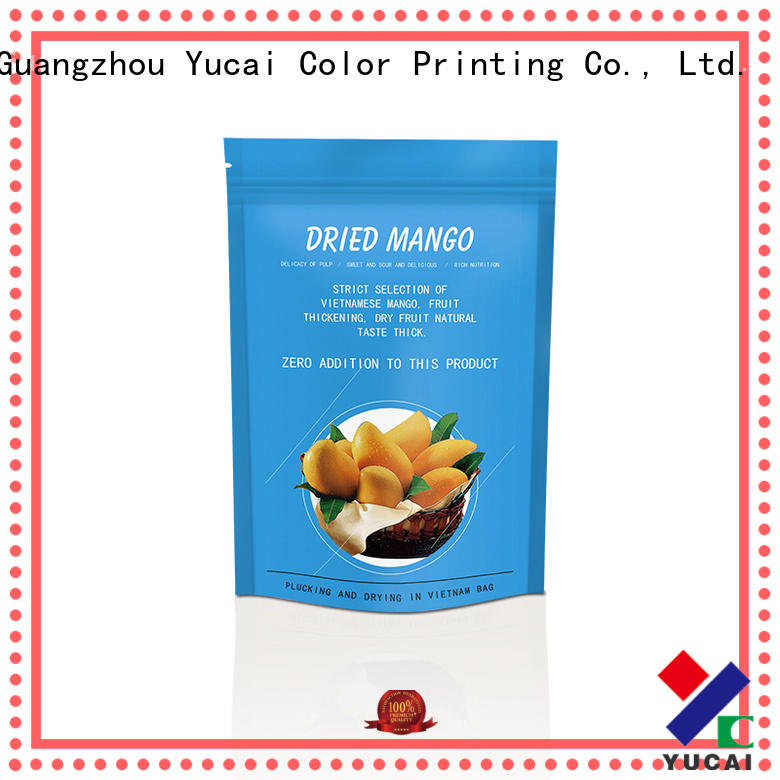 food packaging supplies with good price for commercial Yucai