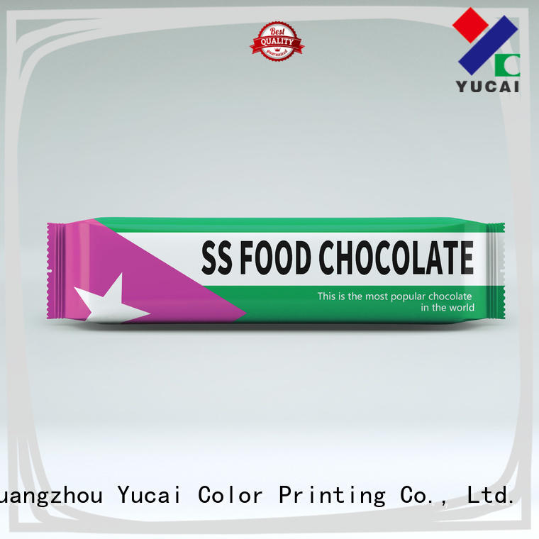 quality chocolate packaging series for industry