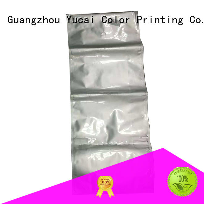 Yucai pet food packaging series for drinks