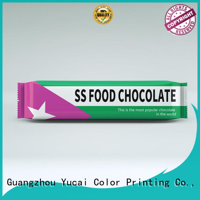 chocolate packaging supplies chocolate for food Yucai