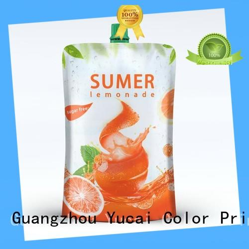 efficient drink pouches with good price for commercial