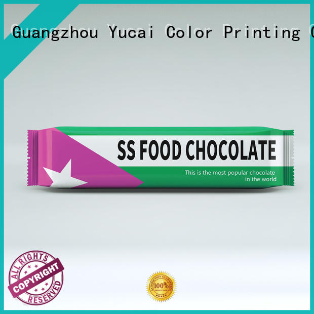 plastic bags chocolate packaging packaging chocolates Yucai company