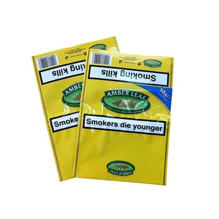 Tobacco Packaging For Pipe Tobacco Bags-7