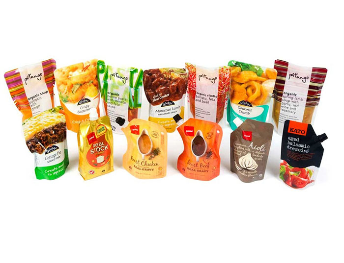 Food Packaging with Printed Stand Up Pouches-9