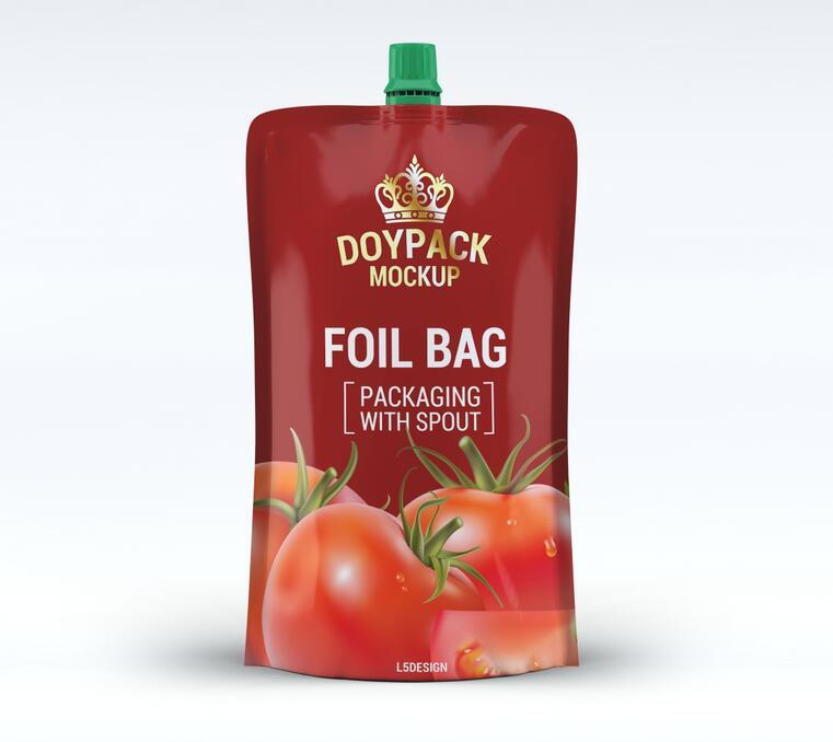 reusable pouch packaging design for industry