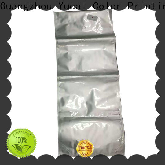 Yucai durable packaging companies manufacturer for commercial