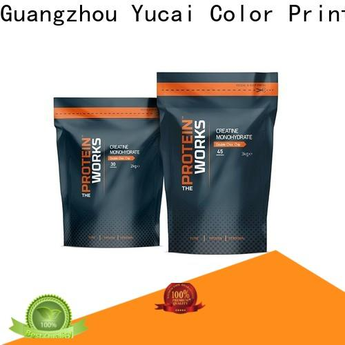 Yucai efficient food packaging supplies with good price for drinks