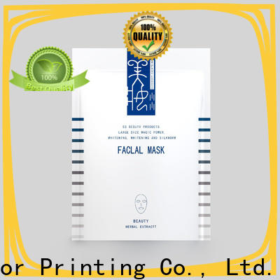 Yucai face mask packaging manufacturer for drinks