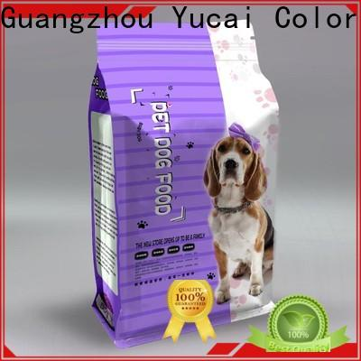 Yucai reliable packaging companies manufacturer for drinks