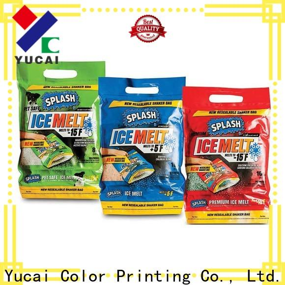 Yucai excellent plastic packaging with good price for commercial