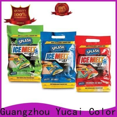 Yucai plastic packaging inquire now for industry