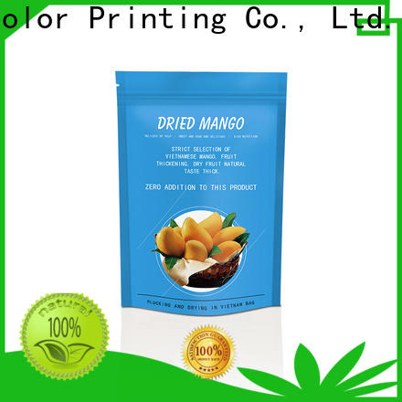 Yucai food packaging bags with good price for food
