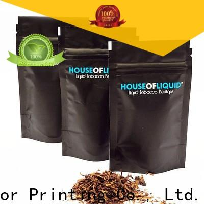 sturdy bag of tobacco factory price for industry