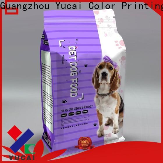 reliable pet food packaging bag from China for commercial