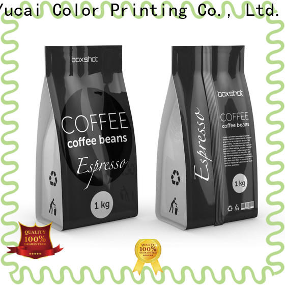 certificated tea packaging personalized for commercial