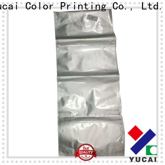 Yucai practical pet food packaging from China for drinks