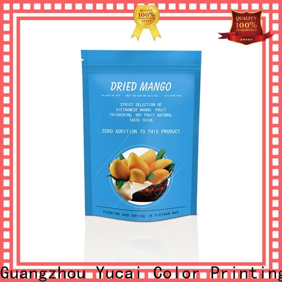 excellent food packaging bag design for food