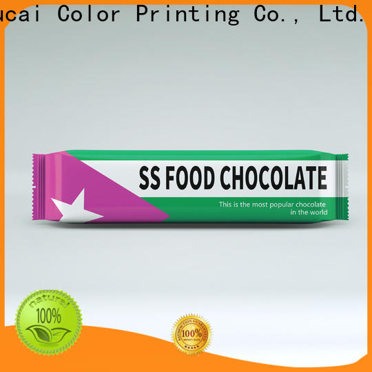reliable chocolate packaging customized for industry