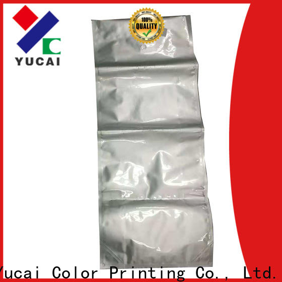 Yucai practical pet food packaging customized for industry