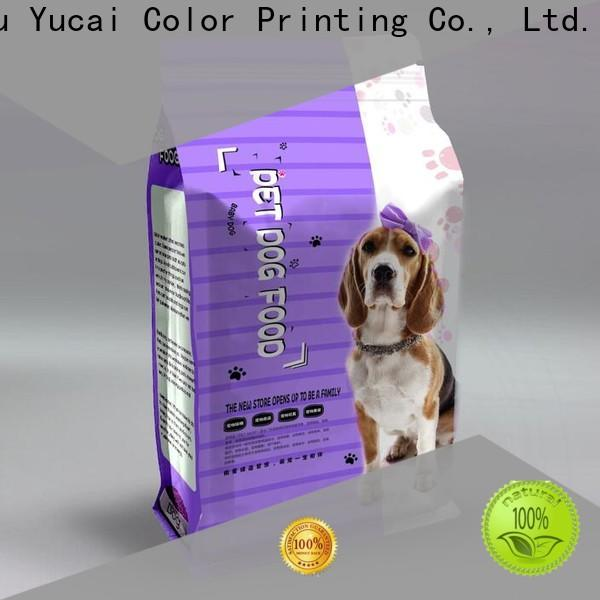 Yucai packaging companies manufacturer for commercial