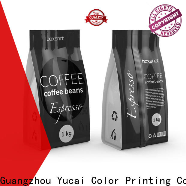 certificated tea packaging personalized for food