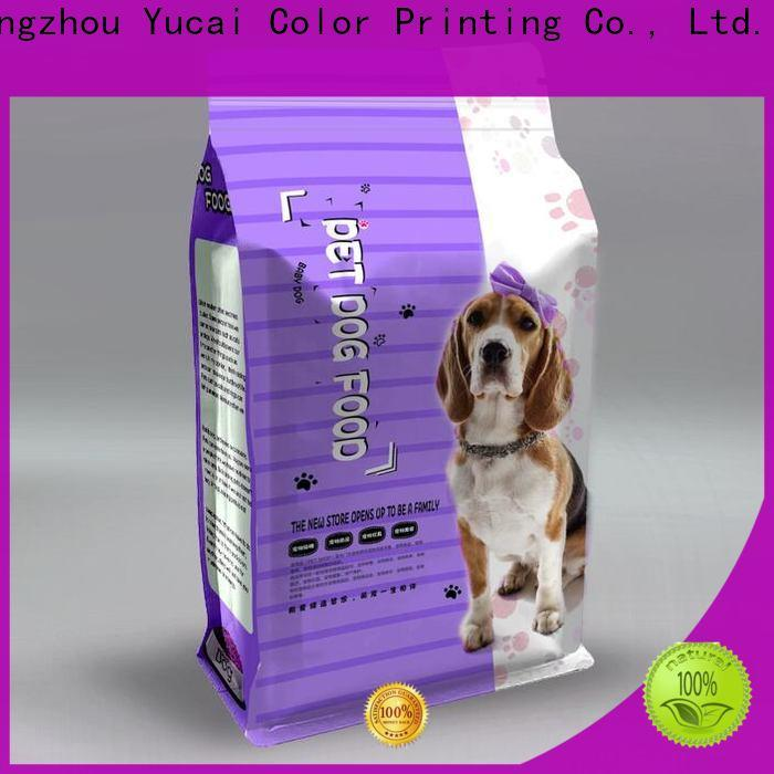 Yucai packaging companies customized for drinks