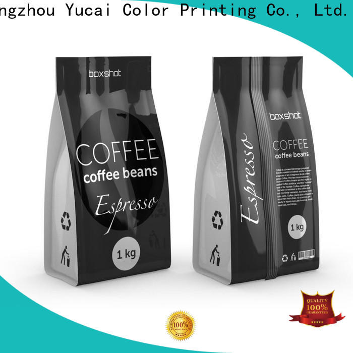 Yucai stable coffee bags wholesale personalized for industry