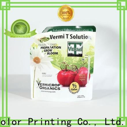 Yucai practical fertilizer packaging directly sale for industry