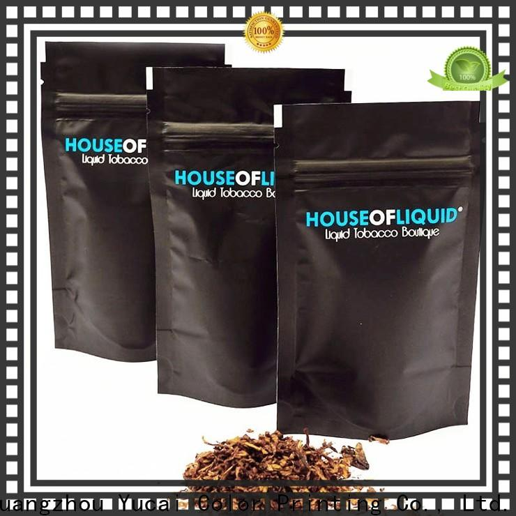 professional tobacco pouch supplier for drinks