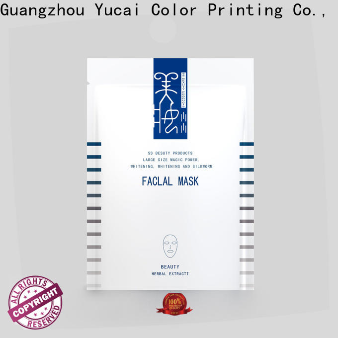 reliable face mask packaging from China for industry
