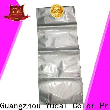 Yucai durable packaging companies directly sale for industry