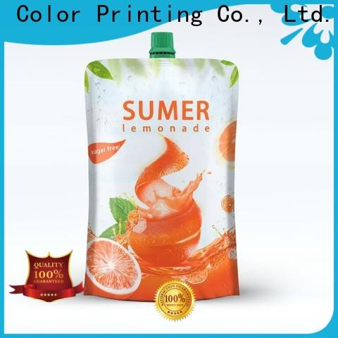 top quality drink pouches inquire now for industry