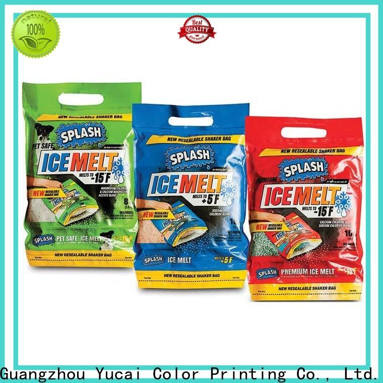 Yucai detergent packaging factory for industry