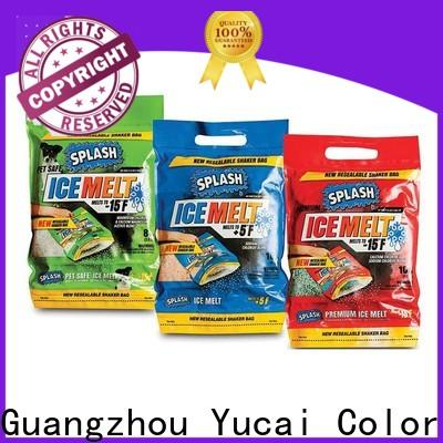 Yucai approved detergent packaging inquire now for commercial