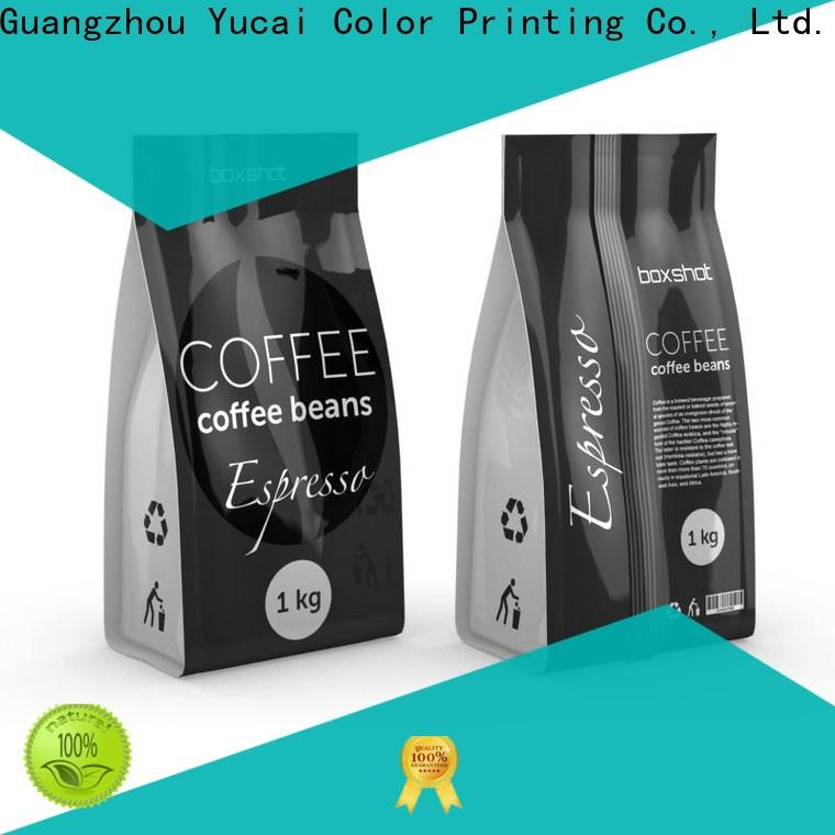 Yucai professional tea packaging supplier for drinks