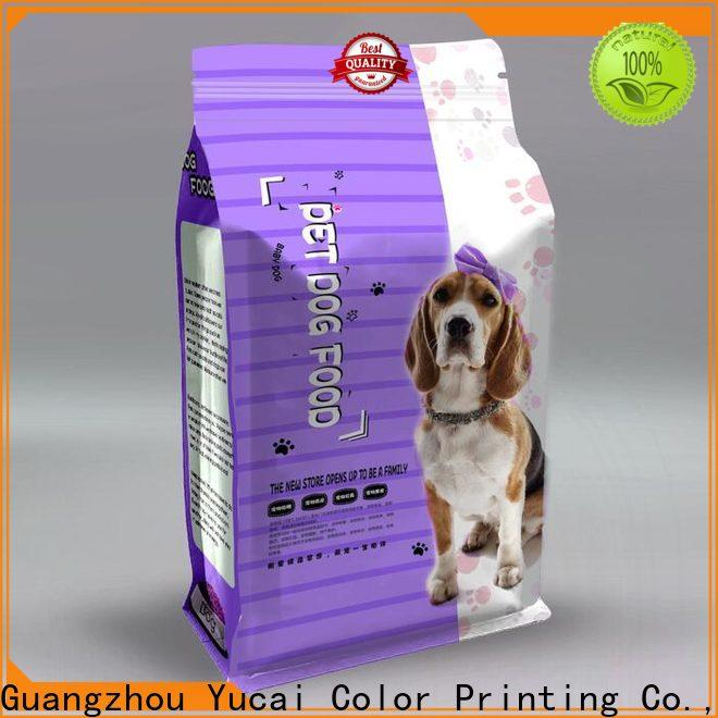 Yucai packaging companies series for commercial
