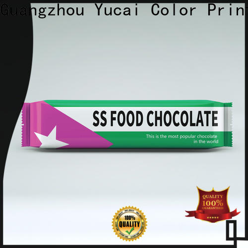 durable chocolate packaging directly sale for industry