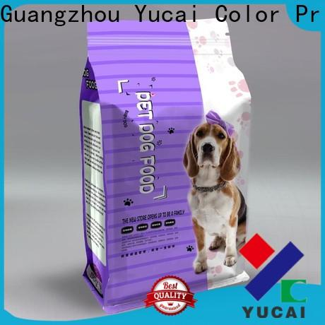 Yucai packaging companies directly sale for industry