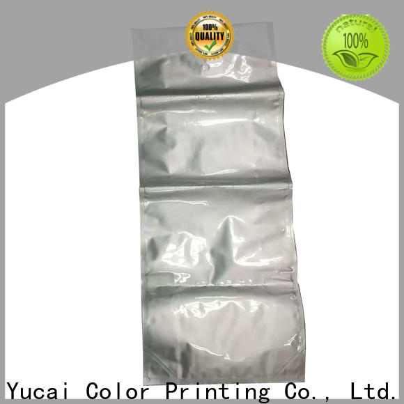 Yucai pet food packaging directly sale for commercial