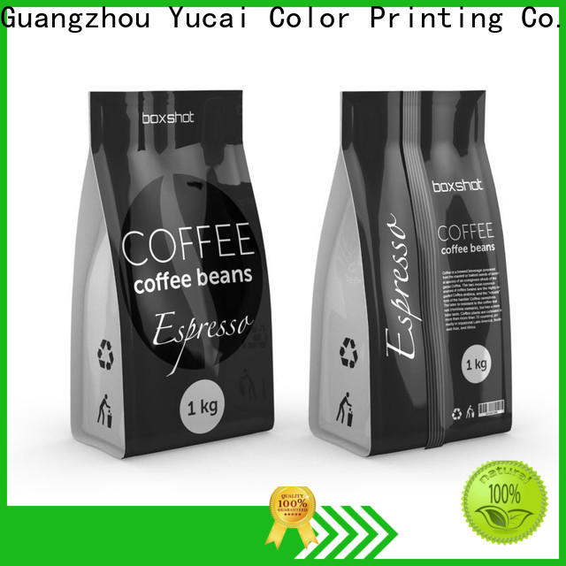 Yucai quality tea packaging personalized for commercial