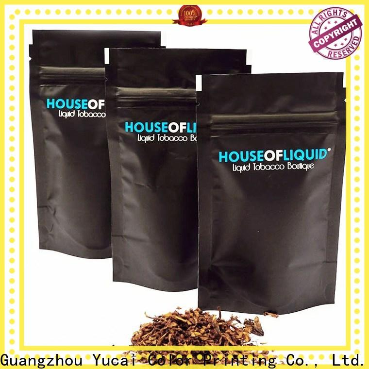 Yucai tobacco pouch personalized for industry