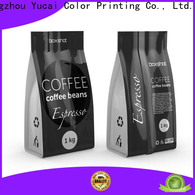 Yucai coffee bags wholesale personalized for drinks
