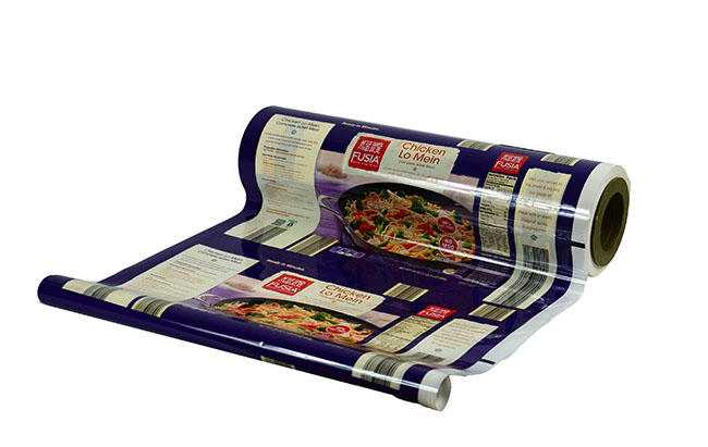 Food Packaging with Printed Stand Up Pouches-2